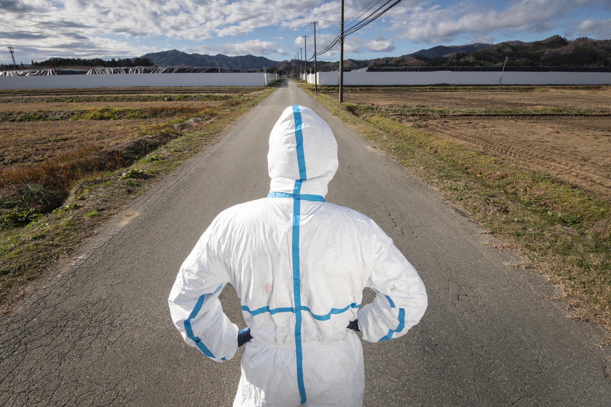 The Ghost Towns of Fukushima