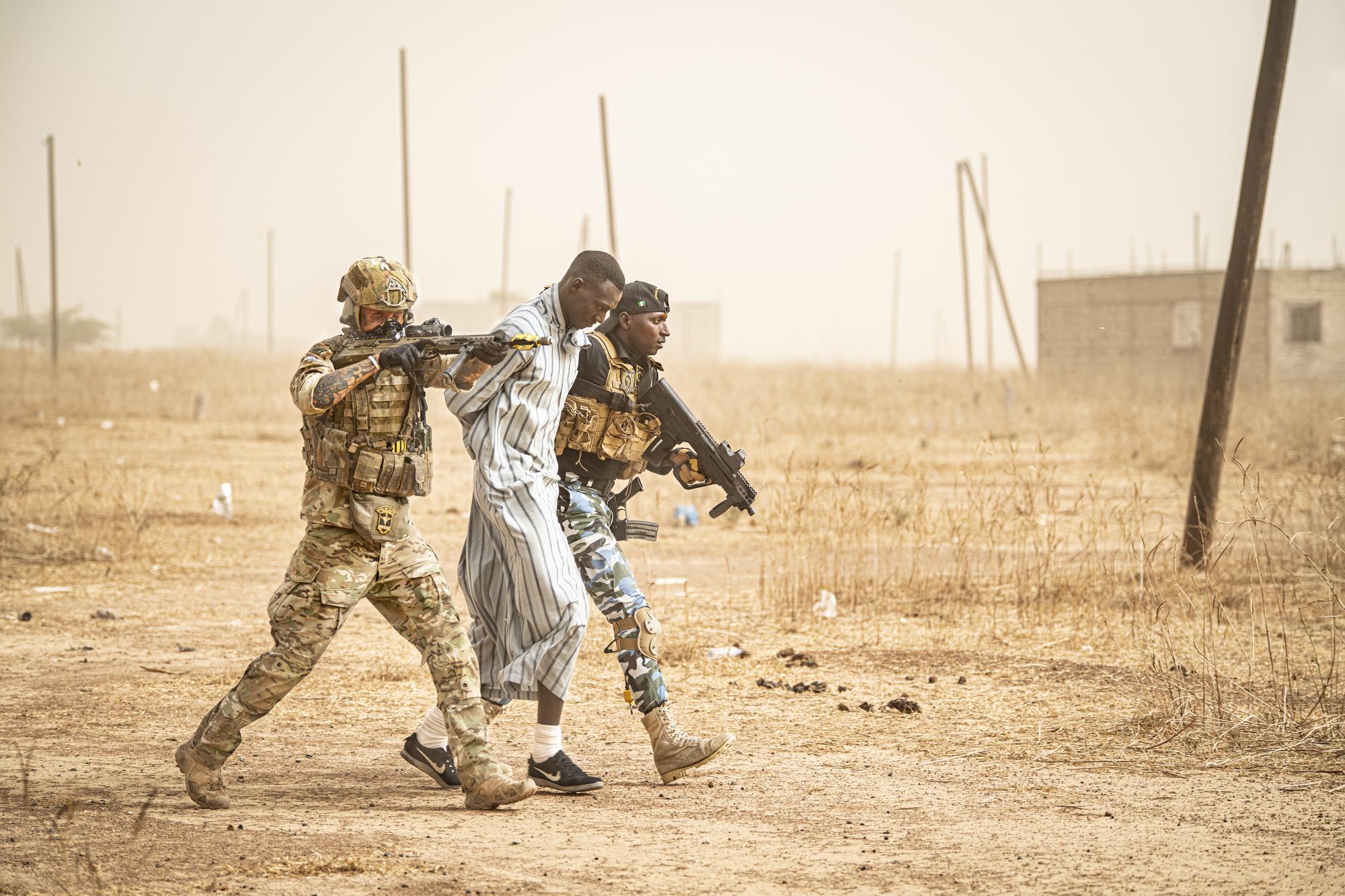 Battle for the Sahel: Operation Flintlock