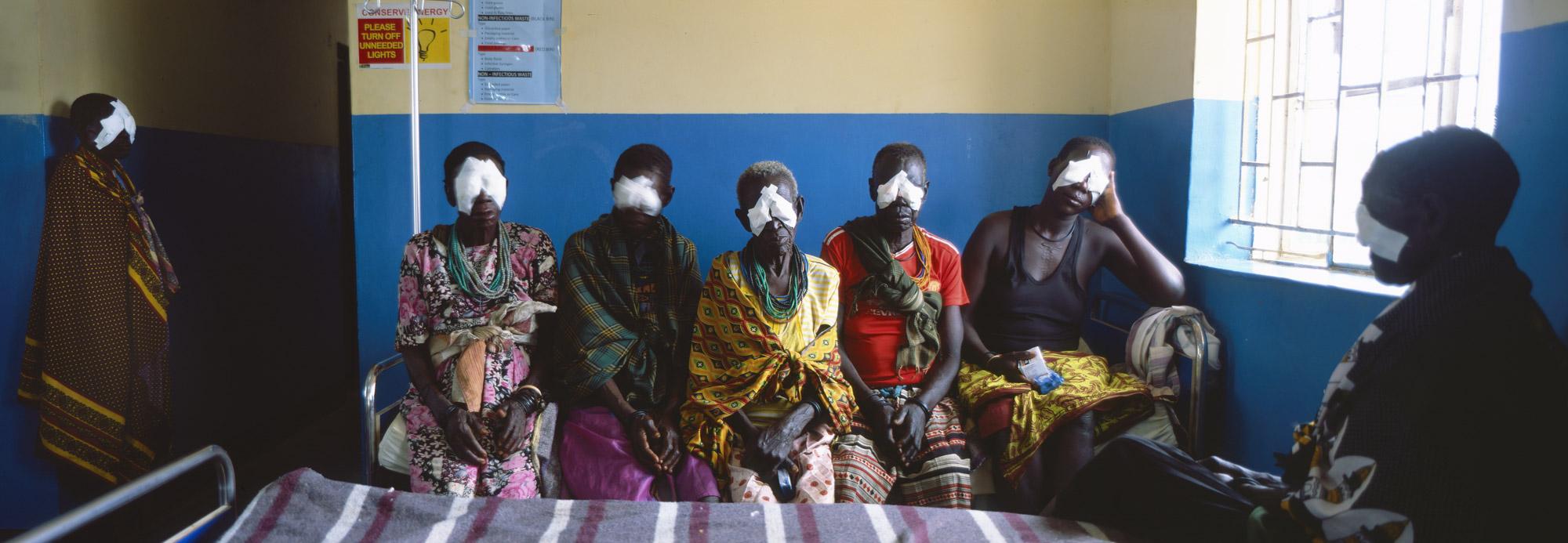 Trachoma: disease of thorns
