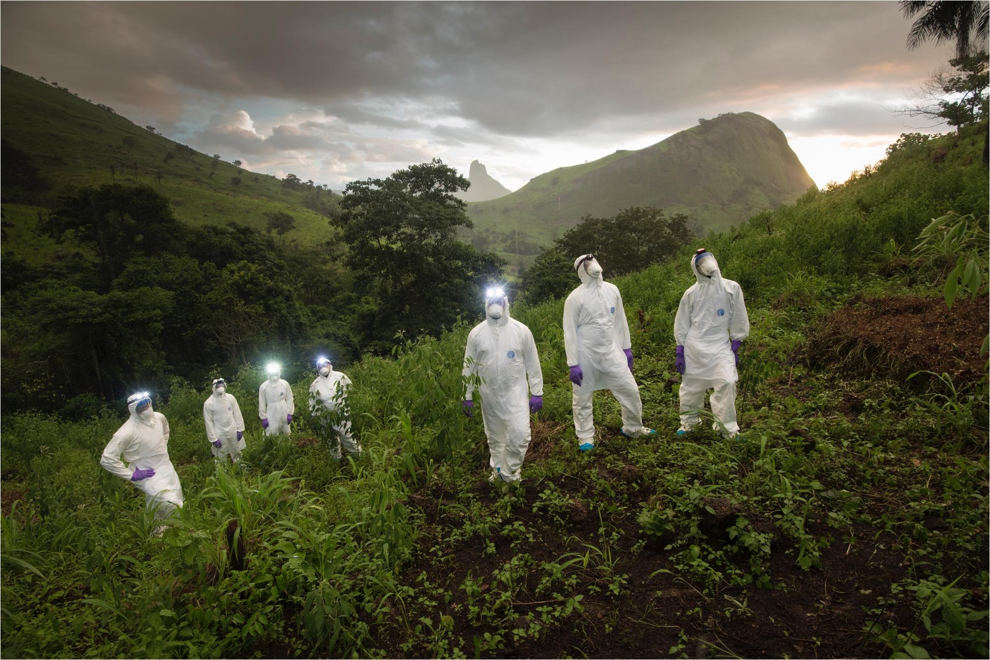 The Virus Hunters