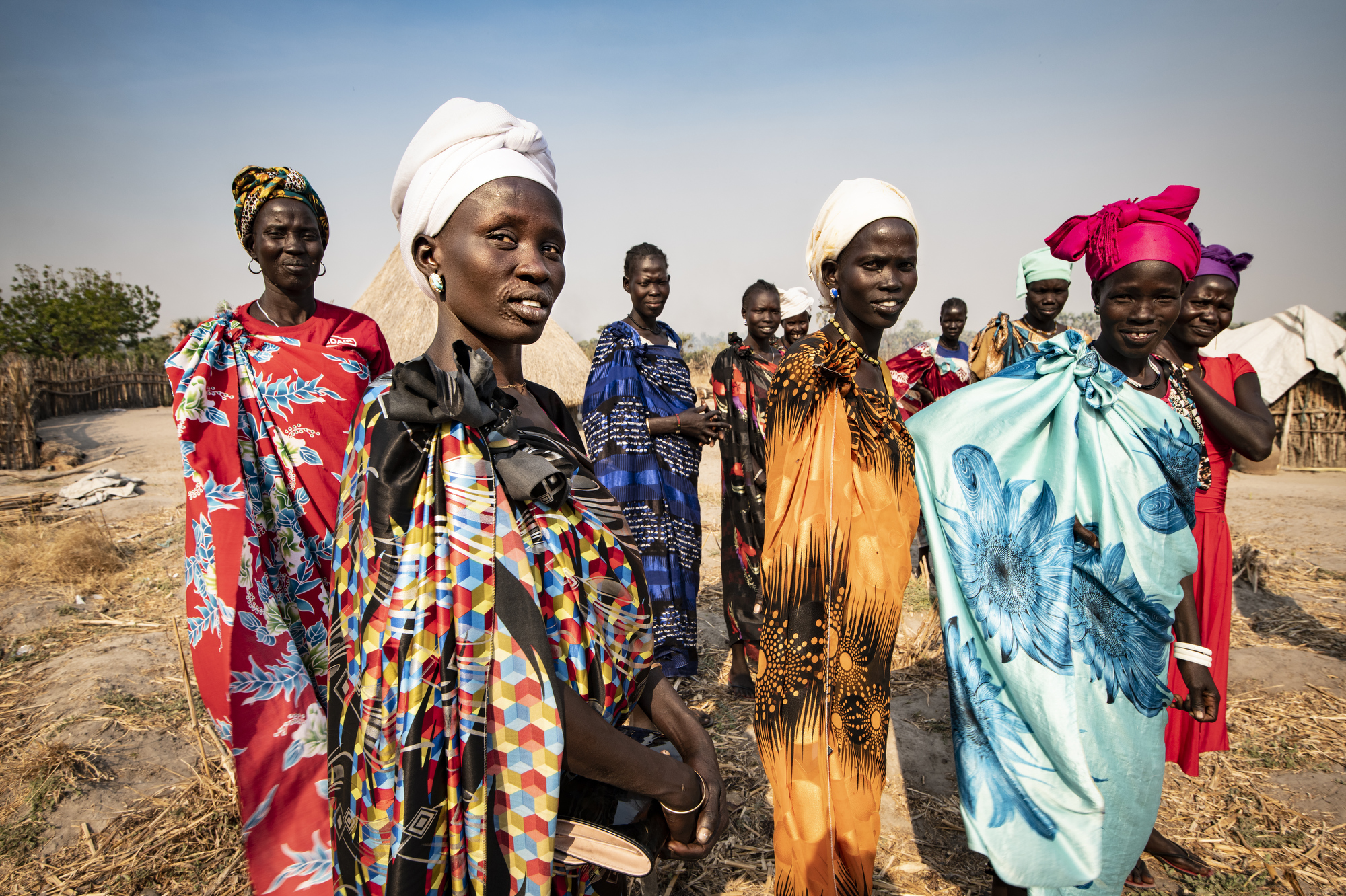 South Sudan: a country on its knees