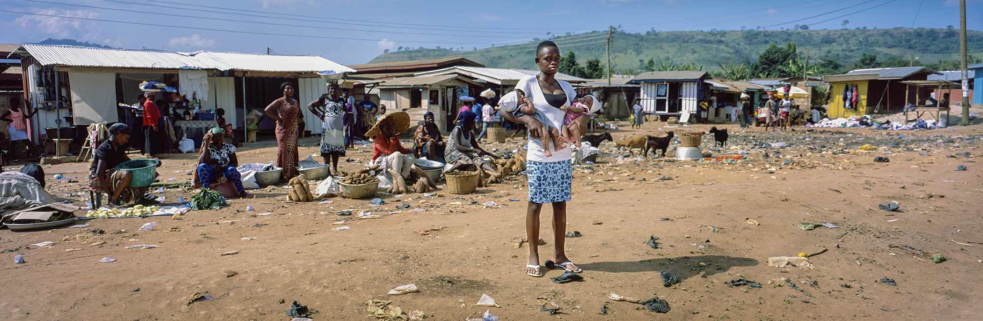 Harnessing Africa's baby boom